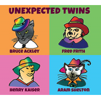 "Read ""Unexpected Twins"" reviewed by John Sharpe"