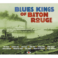 Various Artists: Blues Kings of Baton Rouge