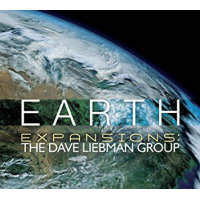 Album Earth by Dave Liebman