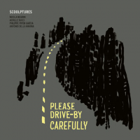 Please Drive-By Carefully [Scoolptures] by Nicola Negrini