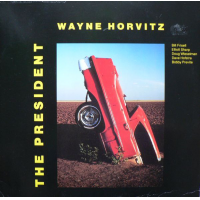 Album The President by Wayne Horvitz