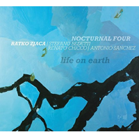 Album Life On Earth by Ratko Zjaca