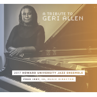 A Tribute to Geri Allen by Fred Irby III