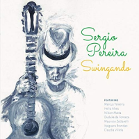 Album Swingando by Sergio Pereira