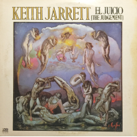 Album El Juicio (The Judgement) by Keith Jarrett