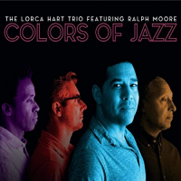 Album Colors Of Jazz by Lorca Hart