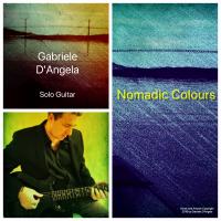 Album Nomadic Colours by Gabriele D'Angela