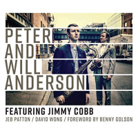 Album Featuring Jimmy Cobb by Peter Anderson