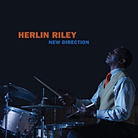 Album New Direction by Herlin Riley