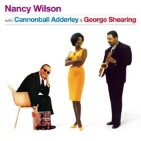 Album With Cannonball Adderley & George Shearing by Nancy Wilson