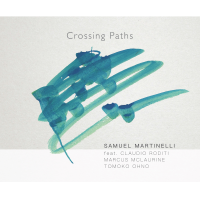 Album Crossing Paths by Samuel Martinelli