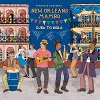 Read New Orleans Mambo: Cuba to NOLA