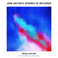 Album Indigo Skyline by John Dalton