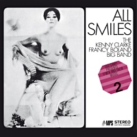 Album All Smiles by Kenny Clarke-Francy Boland Big Band