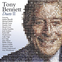Album Duets II by Tony Bennett