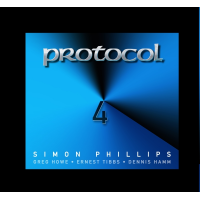 Album Protocol 4 by Simon Phillips