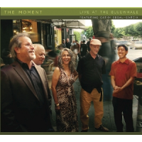 Album The Moment - Live At The Blue Whale by Cathy Segal-Garcia