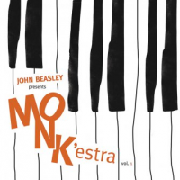 Album MONK'estra, Vol. 1 by John Beasley