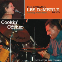 Album Cookin' At The Corner, Vol. One by Les DeMerle