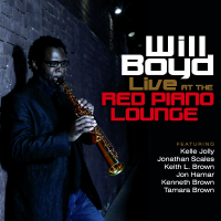 Will Boyd Live at the Red Piano Lounge