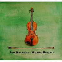 Album Walking Distance by John Mailander
