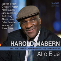 Album Afro Blue by Harold Mabern