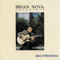 Album Jazz Inflections by Brian Nova