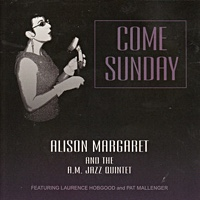 Come Sunday by Alison Margaret