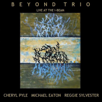 Beyond Trio live at the I Beam Cheryl Pyle  Michael Eaton Reggie...