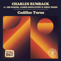 Album Cadillac Turns by Charles Rumback