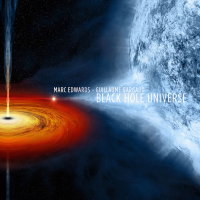 Album Black Hole Universe by Marc Edwards