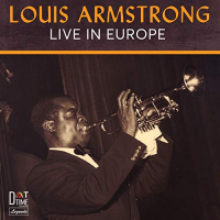 Album Live In Europe by Louis Armstrong