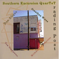 Michael Jefry Stevens: Southern Excursion Quartet