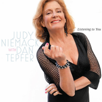Album Listening to You by Judy Niemack