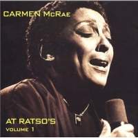 Carmen McRae: At Ratso's
