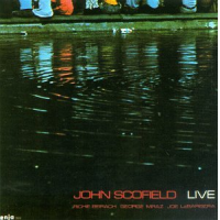 Album Live by John Scofield