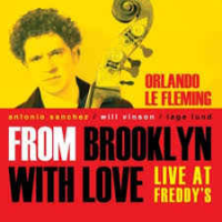 Album From Brooklyn With Love by Orlando le Fleming