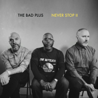Album Never Stop II by The Bad Plus