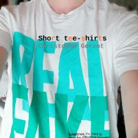 Album Short tee-shirts EP by Christophe Gervot