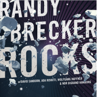 Album Rocks by Randy Brecker