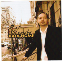 Album Back Home by Pat Bianchi