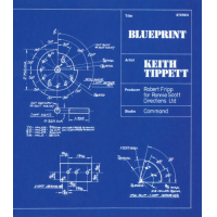 Blueprint by Keith Tippett
