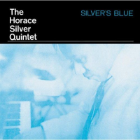 "Read ""Silver's Blue"" reviewed by Samuel Chell"