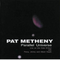 Album Parallel Universe by Pat Metheny