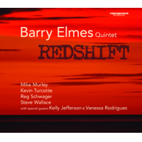 Album Redshift by Barry Elmes