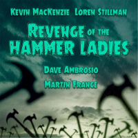 Album Revenge of the Hammer Ladies by Kevin Mackenzie