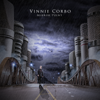 Album Mirror Point by Vinnie Corbo