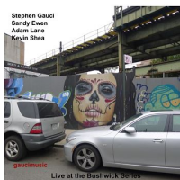 Stephen Gauci / Sandy Ewen / Adam Lane / Kevin Shea: Live at the Bushwick Series
