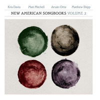 Album New American Songbooks, Volume 2 by Matthew Shipp