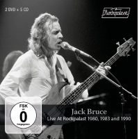 Album Live at Rockpalast 1980, 1983 and 1990 by Jack Bruce